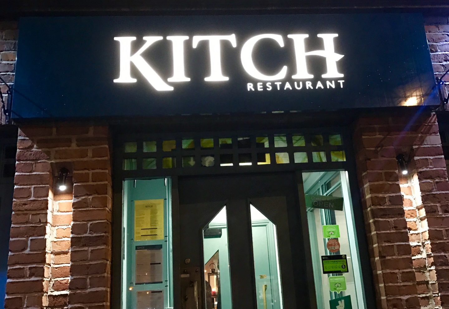 Calling all foodies – Kitch
