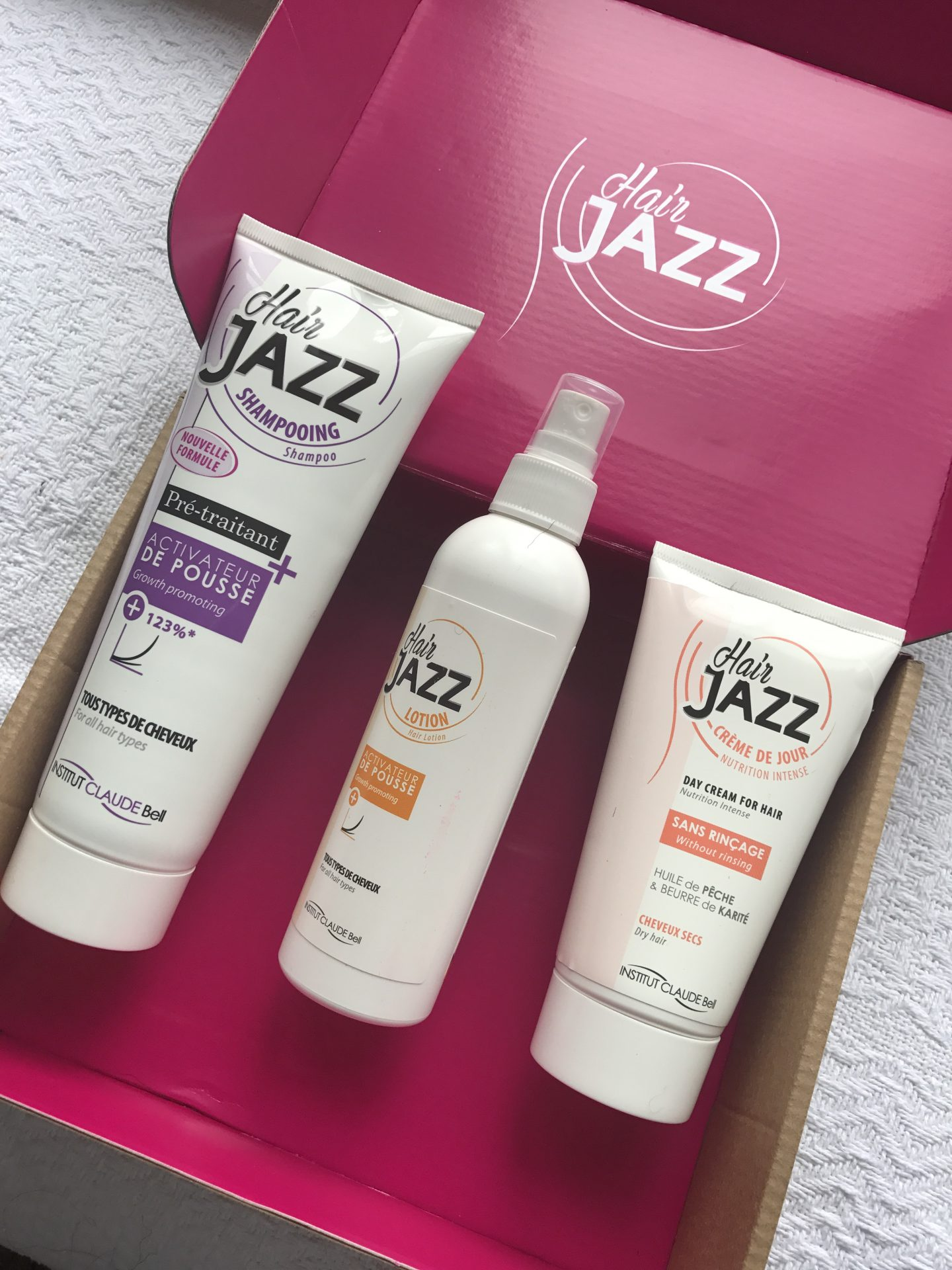 Hair Jazz Review