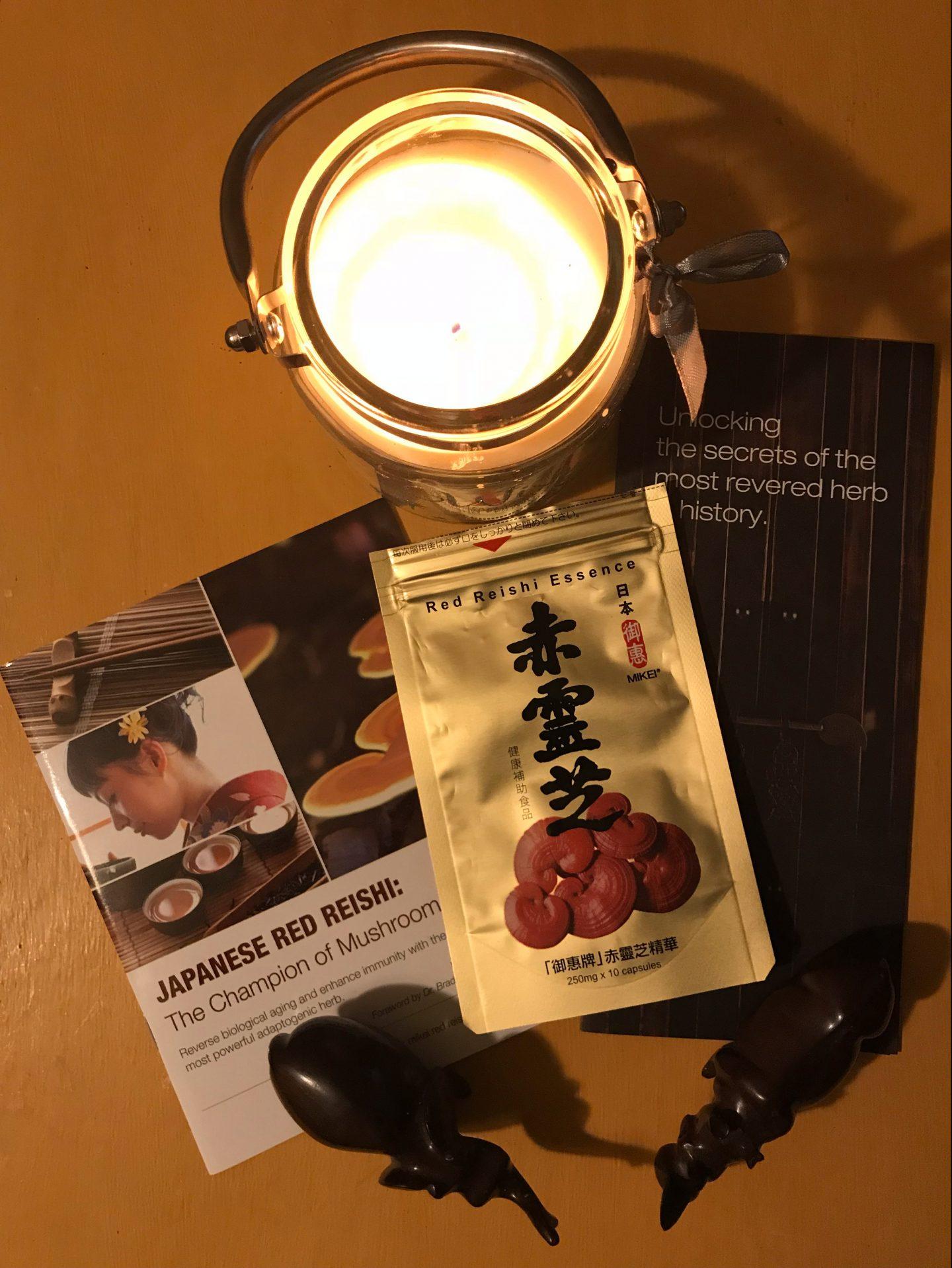 Japanese Red Reishi – The champion of mushrooms