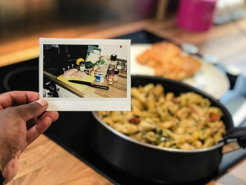 Tefal Ingenio – One pot pasta